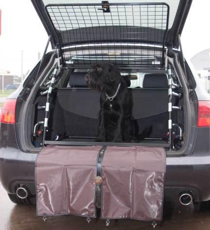 Artfex Hundgrind Saab 9-5 Combi