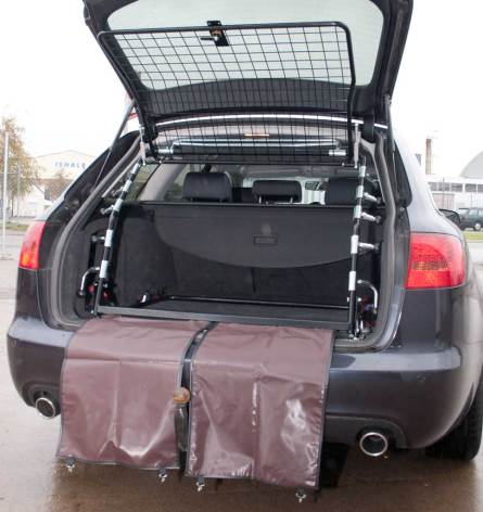 Artfex Hundgrind Subaru Forester 97-02