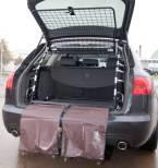 Artfex Hundgrind Renault Megane Grand Scenic III 2009-2015 3:de sätesrad måste vara nedfälld