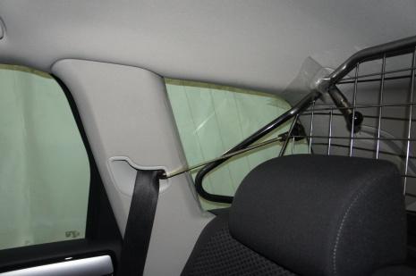 Artfex Hundgaller VW Touareg 2011-