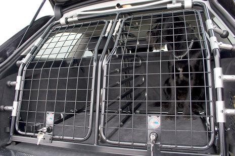 Artfex Hundgrind  BMW 3-Serie Touring 2011- F31
