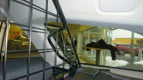 Artfex Hundgaller Toyota Auris Touring Sport