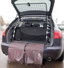 Toyota Hiace 2007- Frontbåge/Ljusbåge Modell Mindre - till din bil !