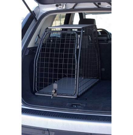 Artfex Hundbur till Mitsubishi Colt 5-dörrars 2002-2012 förutsatt att bilen har 40/60 säte och den bredaste sittdel o ryggstöd är helt nedfällt