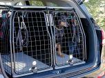 Artfex Hundbur till Peugeot 508 Kombi/SW 2011-