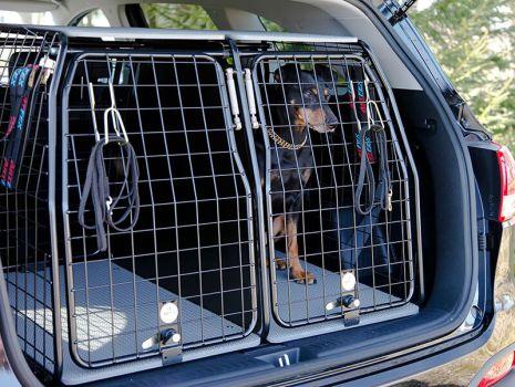 Artfex Hundbur till Opel Zafira 2011-
