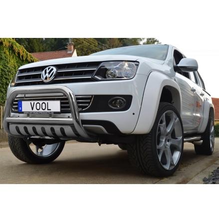 VW Amarok 2011-2016 EU Frontbåge med hasplåt