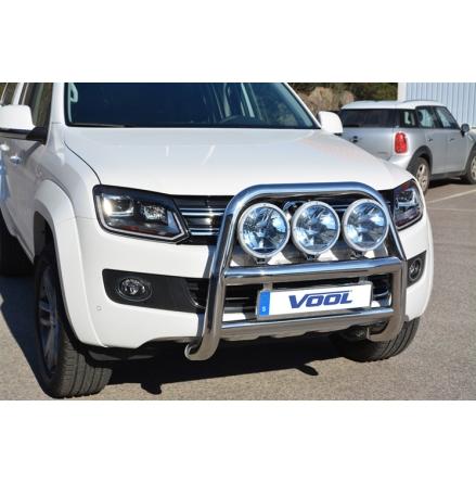 VW Amarok 2011-2016 Stor 76mm Frontbåge