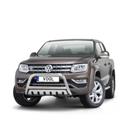 VW Amarok 2017- EU Frontbåge med hasplåt