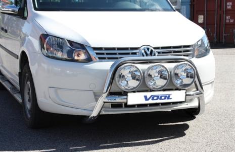 MINDRE Frontbåge - VW Caddy 2011-2015