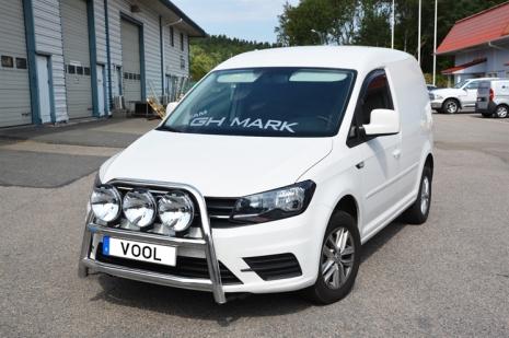 STOR TRIO Frontbåge - VW Caddy 2016-