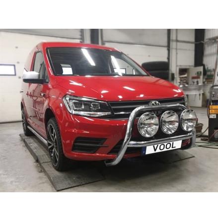 MINDRE Frontbåge - VW Caddy 2016-
