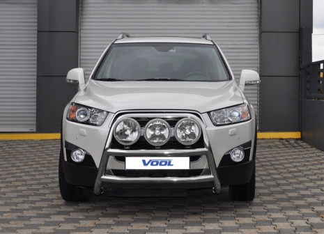 STOR TRIO Frontbåge - Chevrolet Captiva 2011-2018