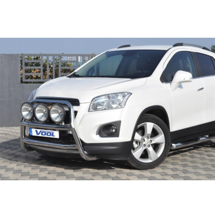 STOR TRIO Frontbåge - Chevrolet Trax 2013-2016