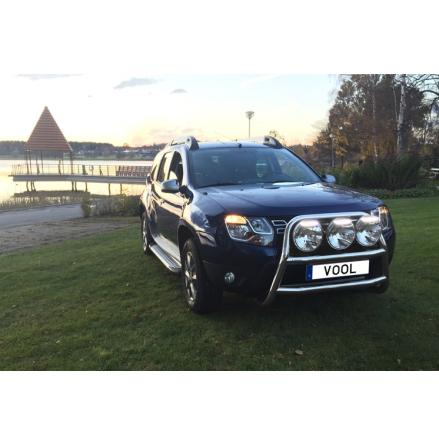 STOR TRIO Frontbåge - Dacia Duster 2010-2017