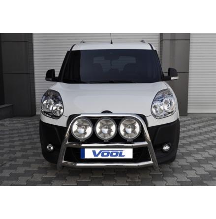 STOR TRIO Frontbåge - Fiat Doblo 2011-2014