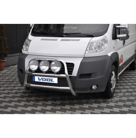 STOR TRIO Frontbåge - Fiat Ducato 2007-2014